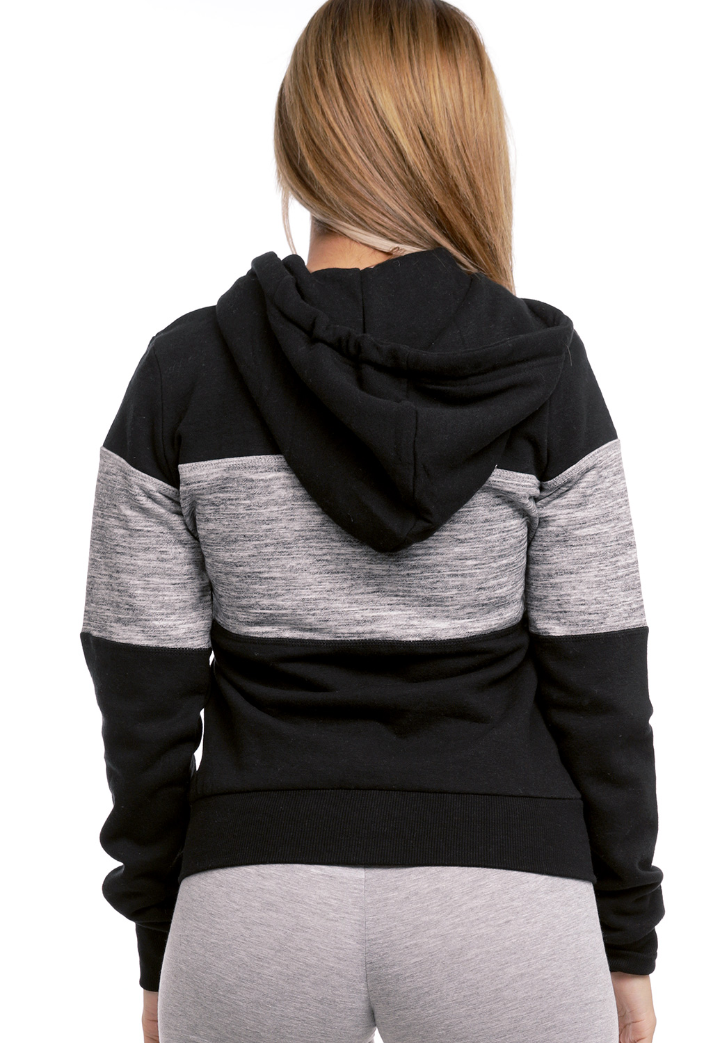 California Graphic Zip Up Sweater