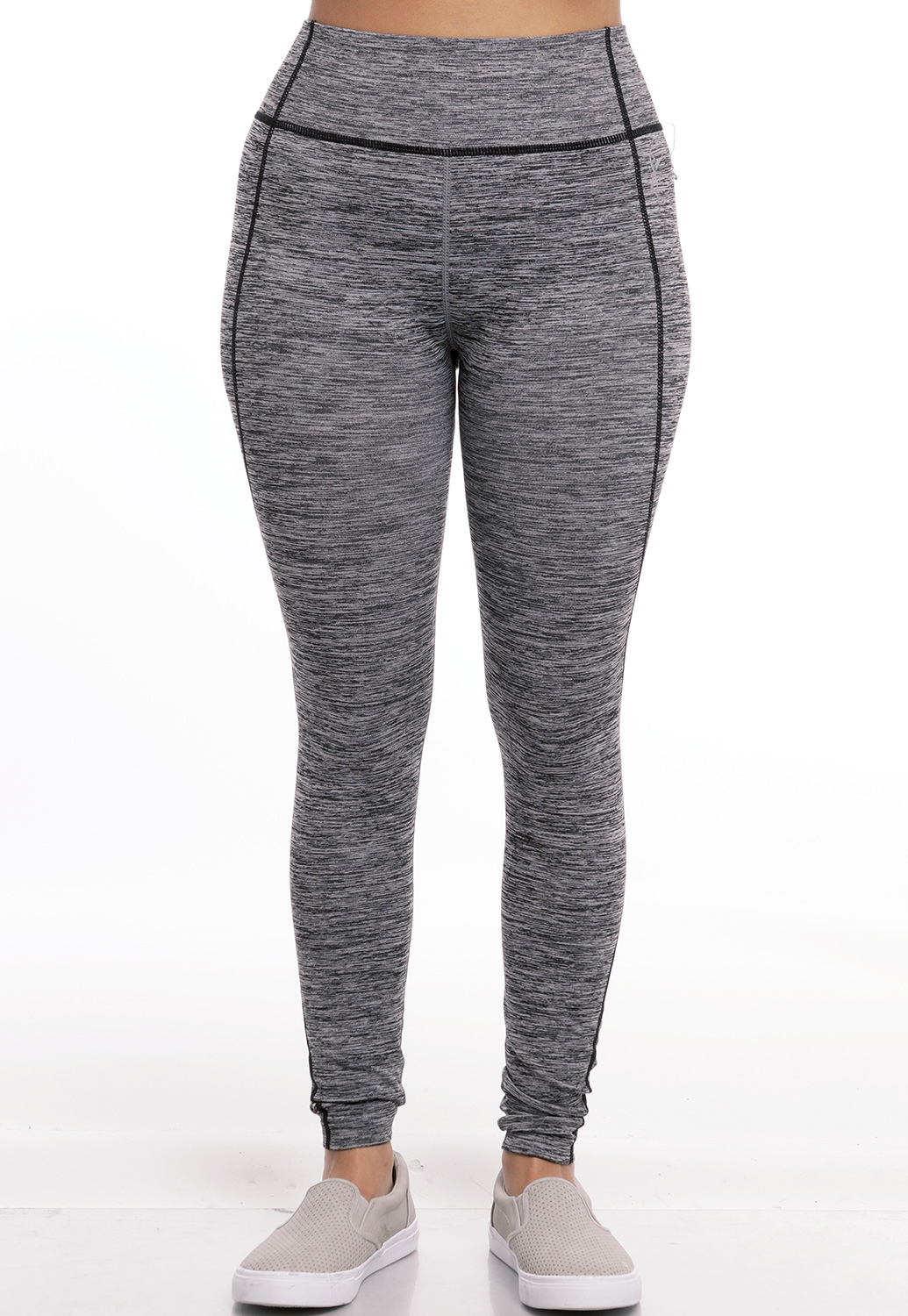 Marled High Waisted Leggings