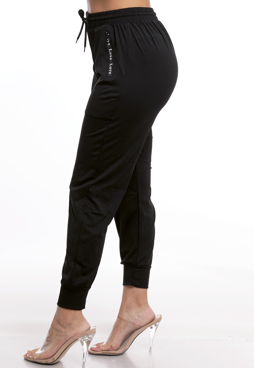 Love Graphic Activewear Pants