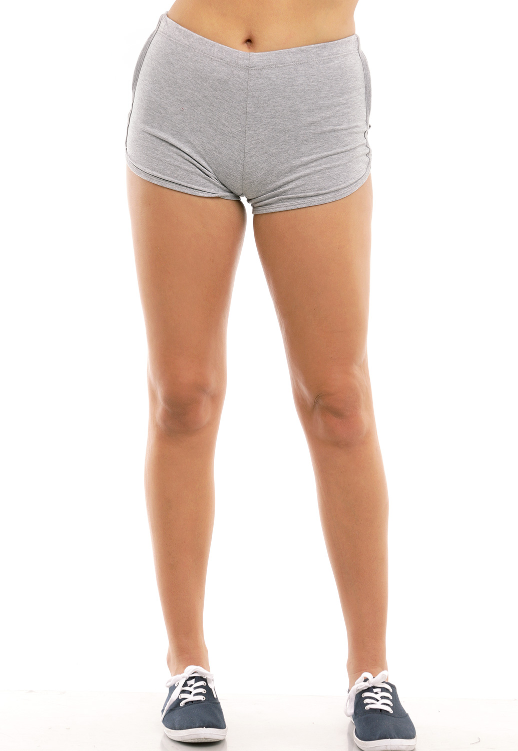 Criss-Cross Activewear Shorts