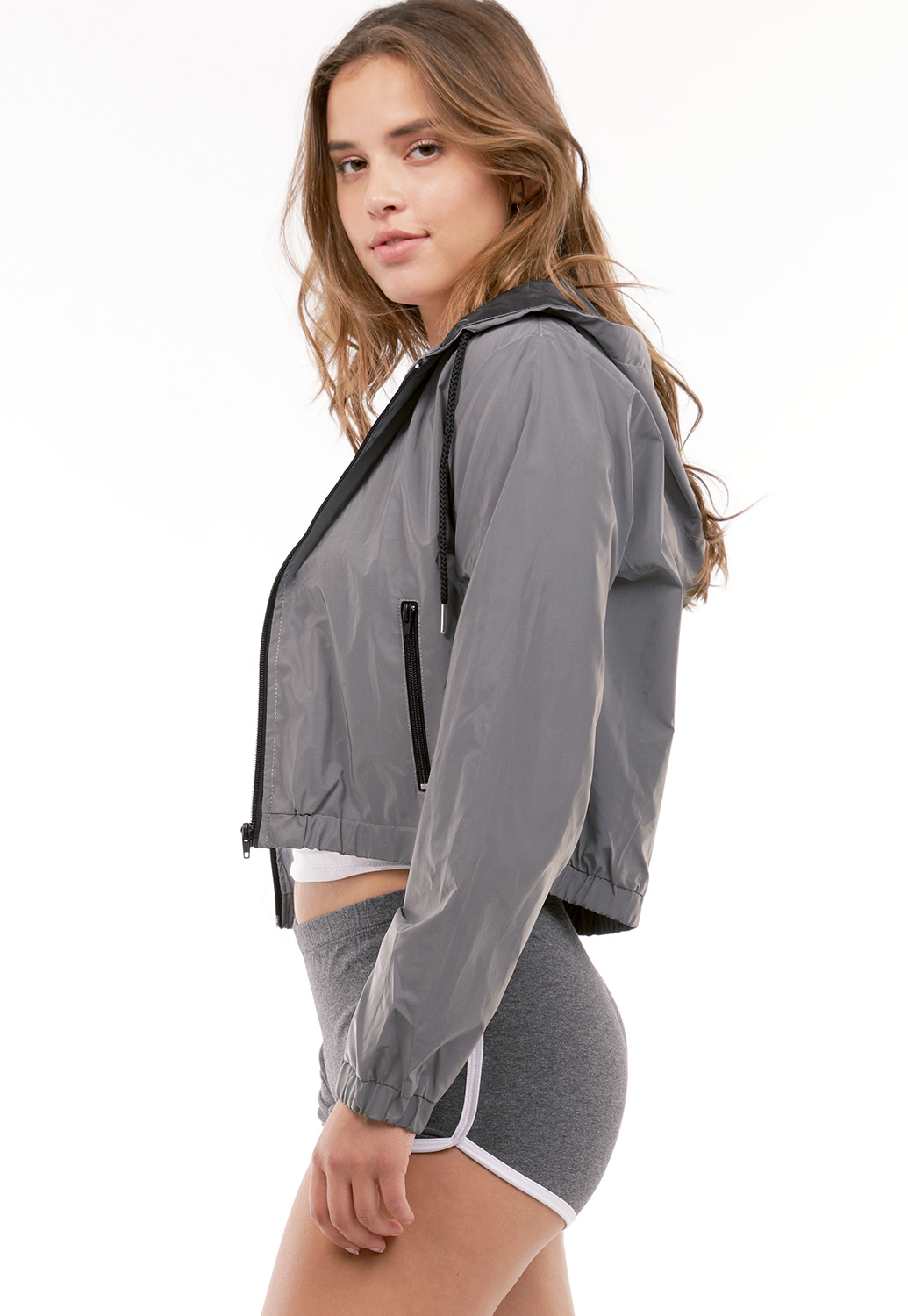Zip Up Activewear Jacket