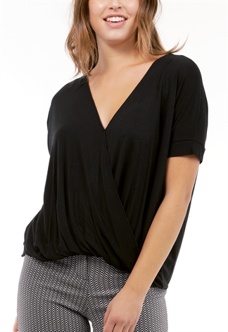 Wrap Casual Top