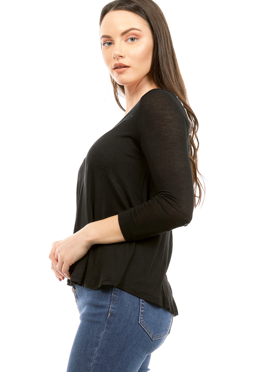 Basic Casual Top