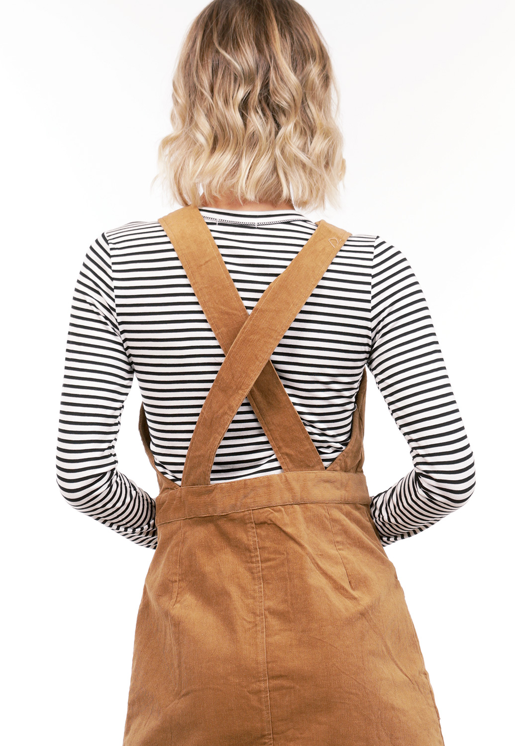 Striped Long Sleeve Top