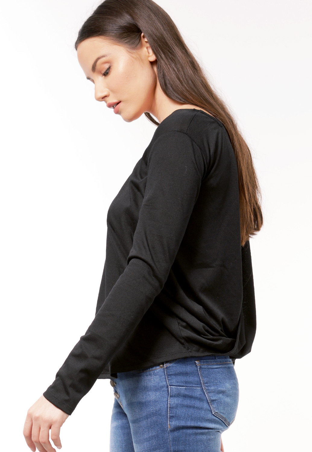 Tie Back Casual Top