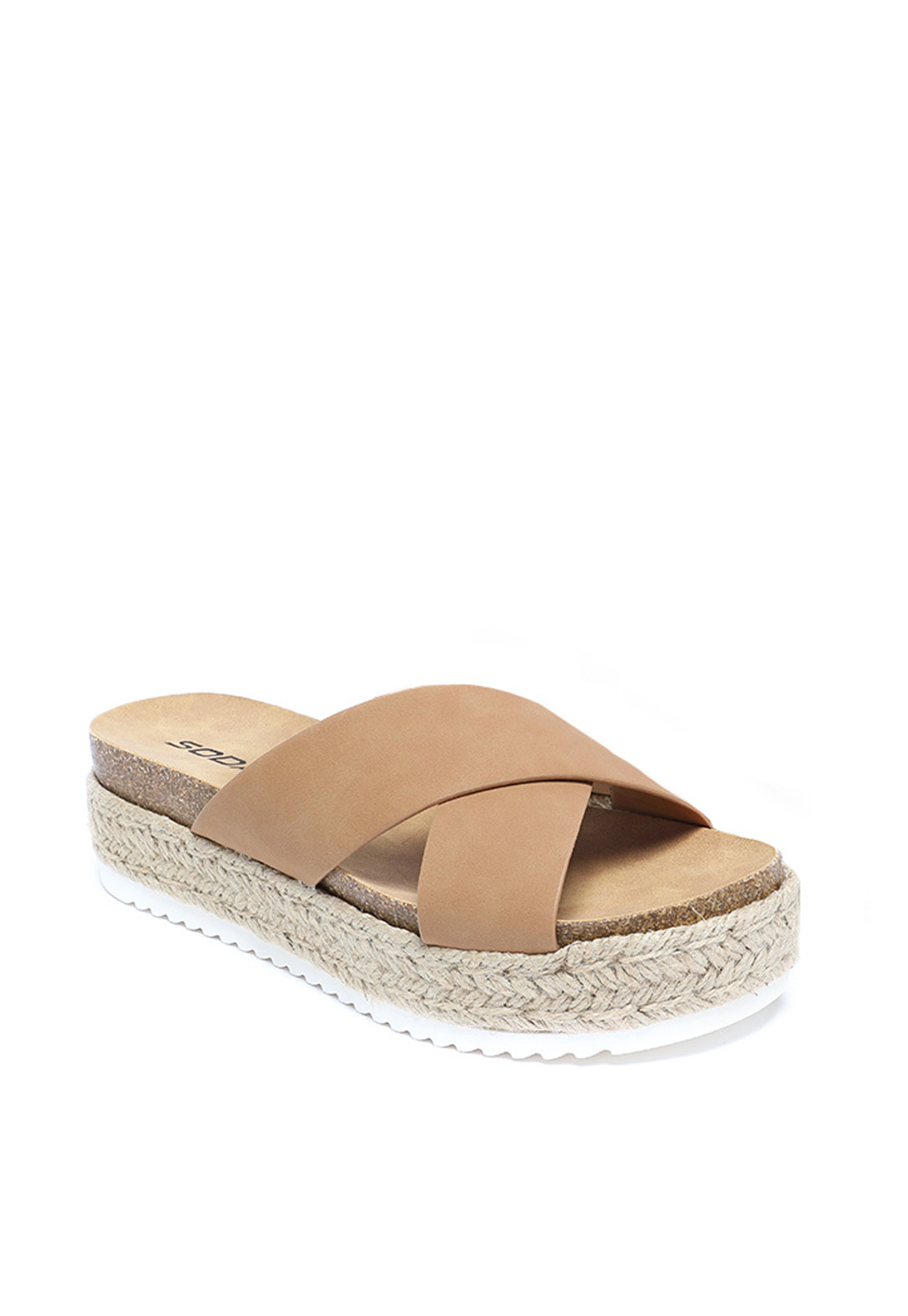 Wedge Slide Sandals