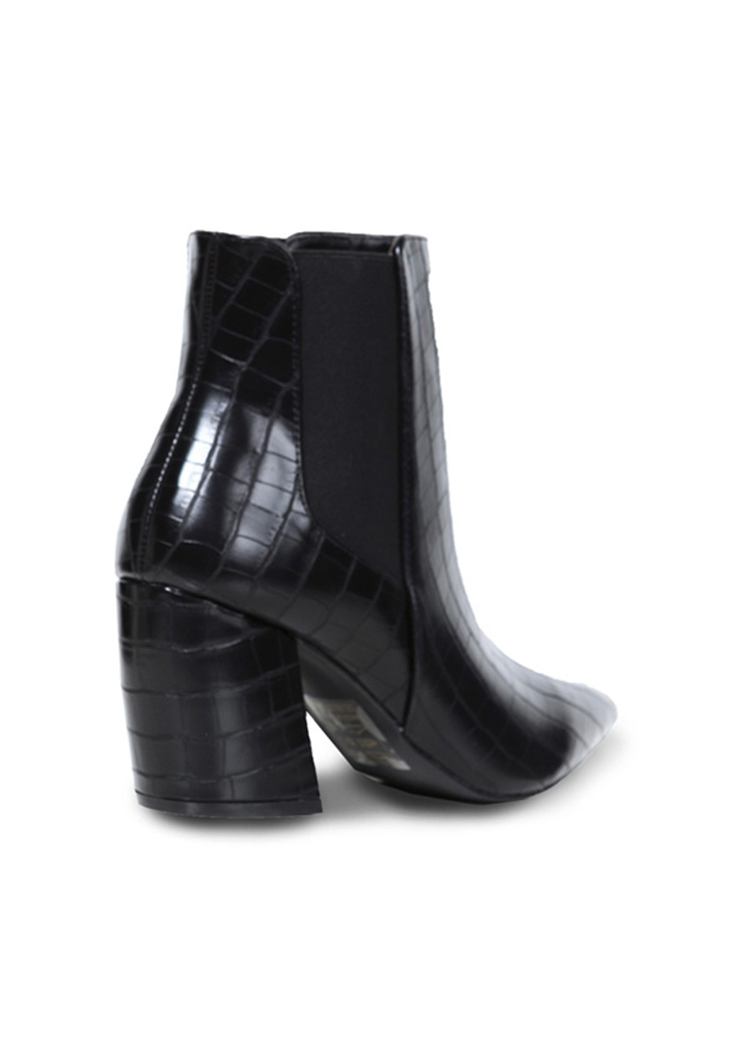 Foxi Leather Angle Boots