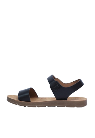 Faux Leather Sandle