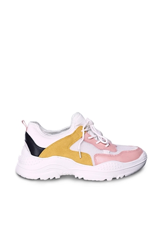 Chunky Colorblock Sneakers