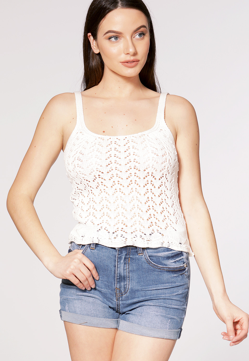 Knit Casual Top