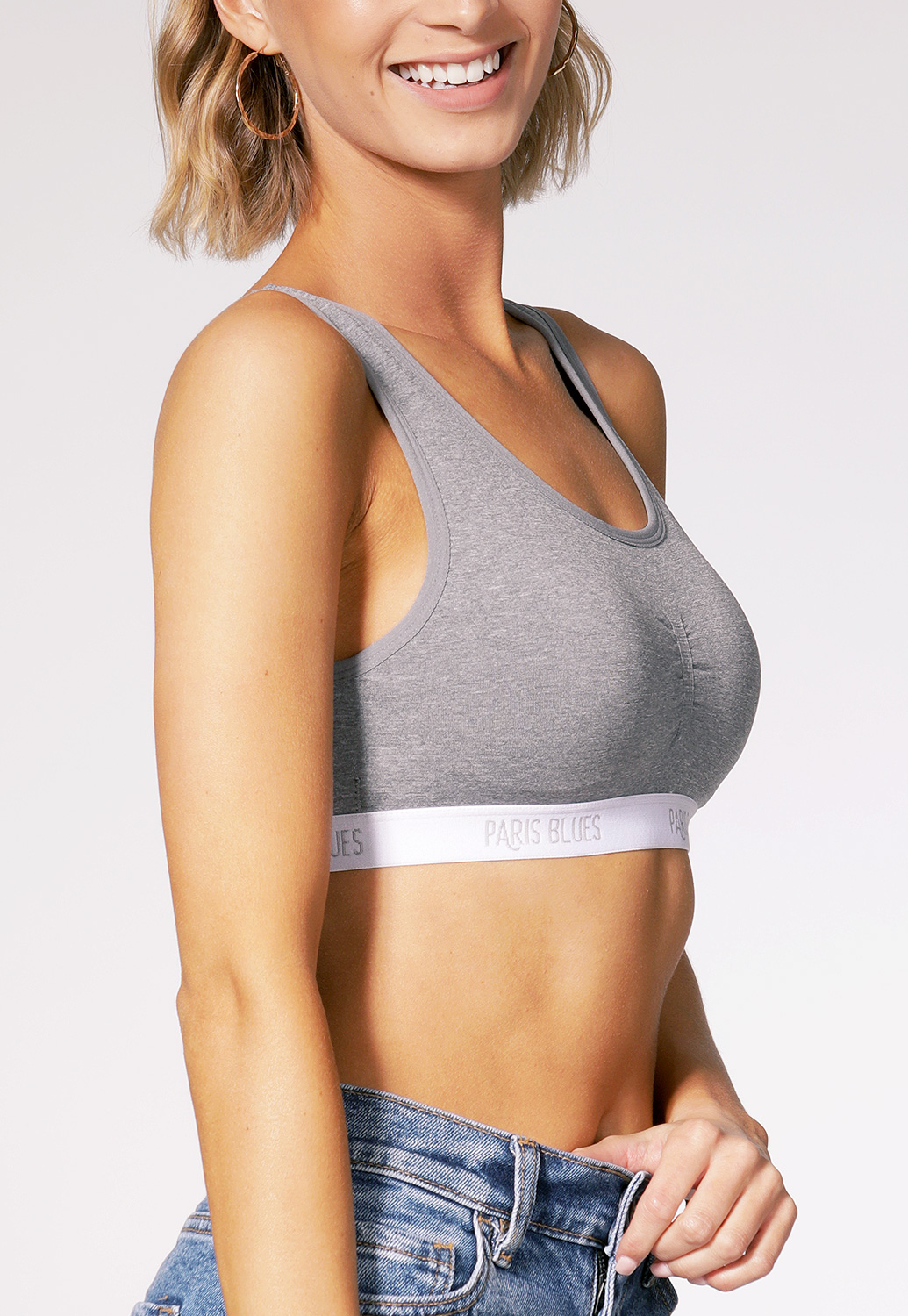 Wire Free Seamless Bra
