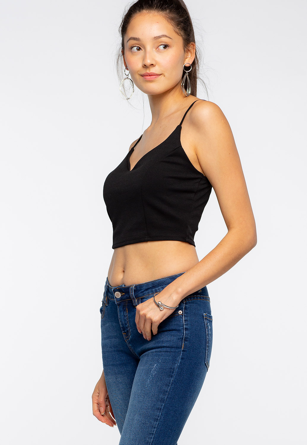 Cami Crop Top