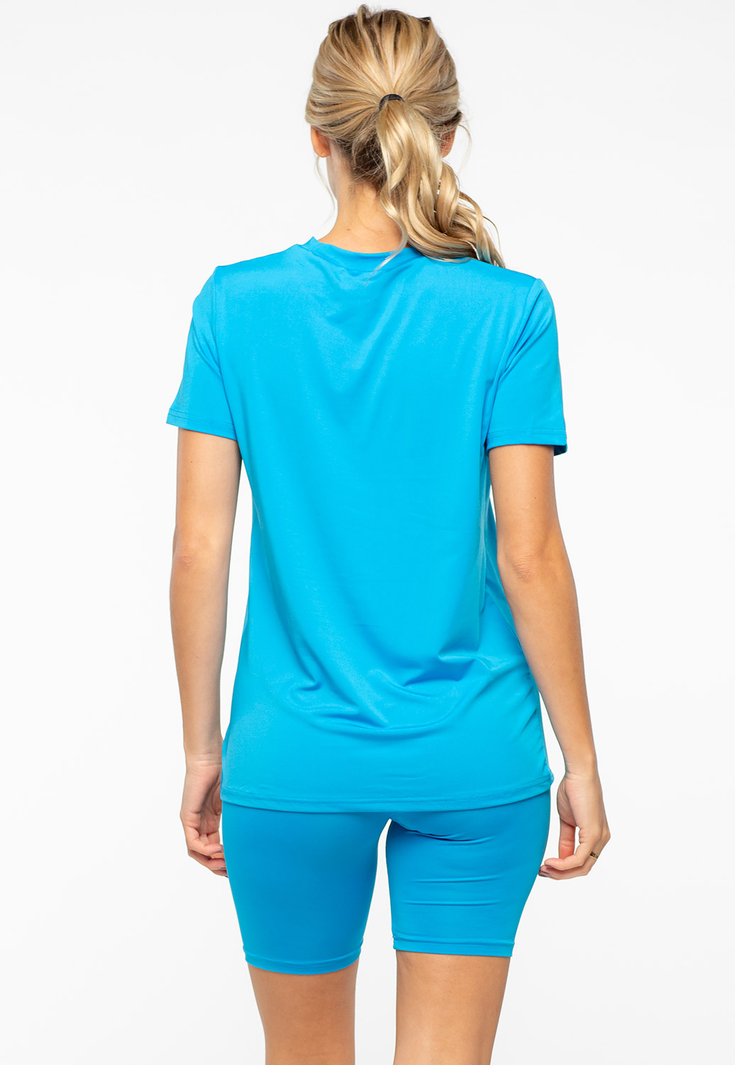 Basic Round Neck Activewear Set