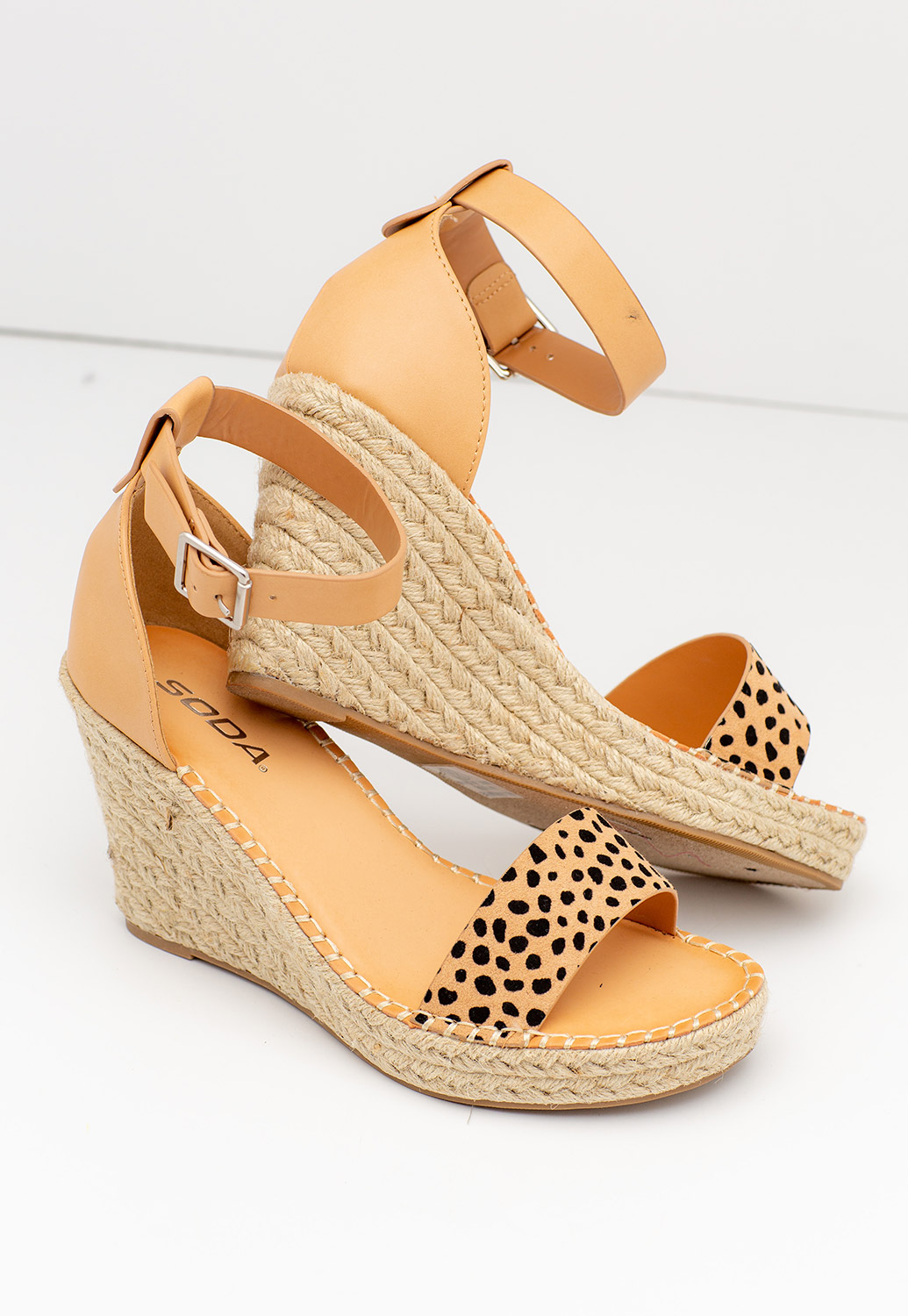 Summer Wedge Sandals