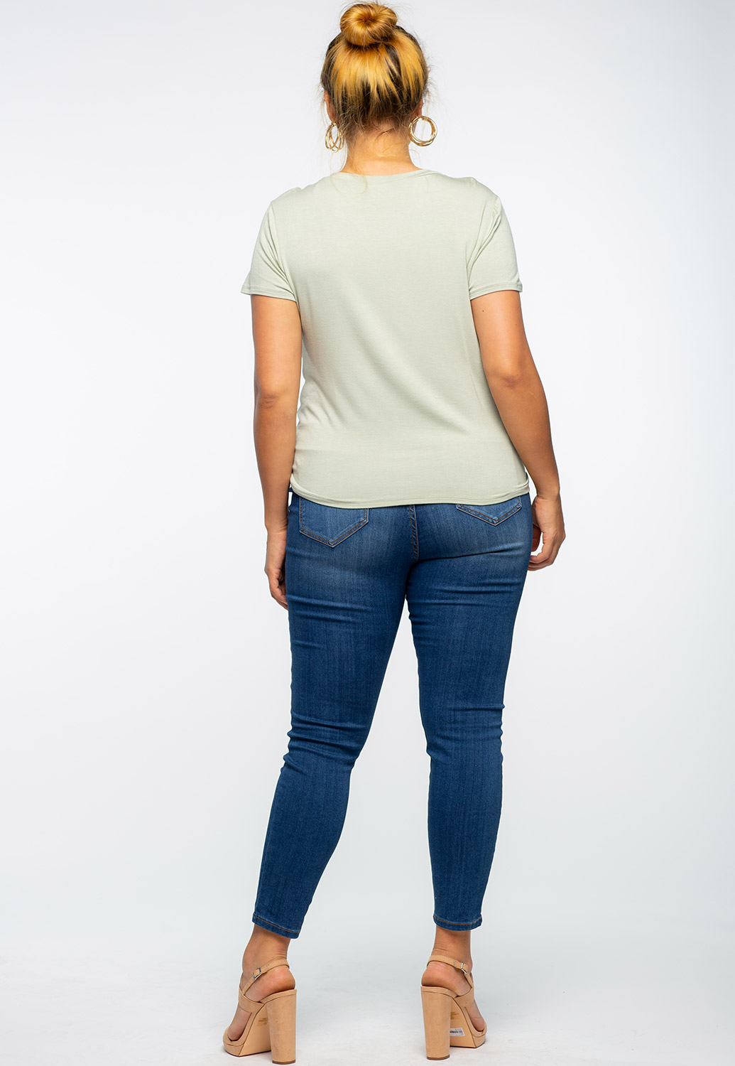 Knotted Casual Top