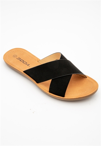 Total Relaxation Slide Sandals