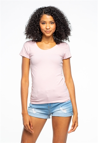 Basic Round Neck Top
