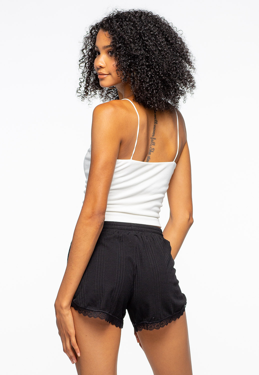 Comfortable Loungewear Drawstring Shorts