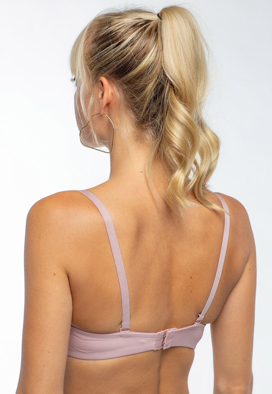 Basic Seamless Push-Up Bra