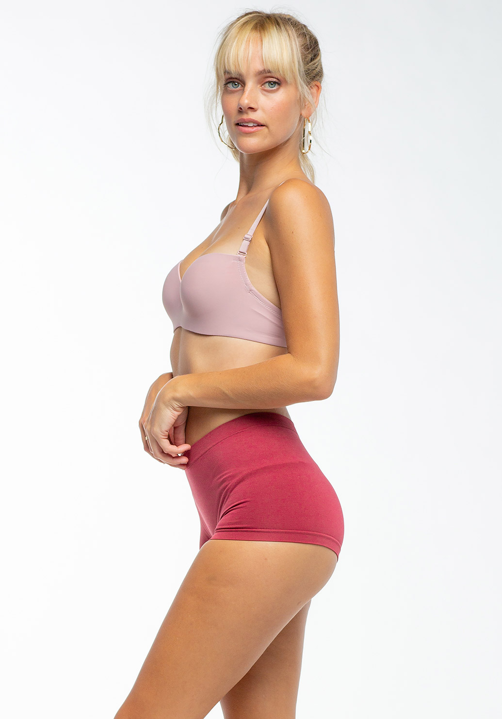 Seamless Shortie Shorts