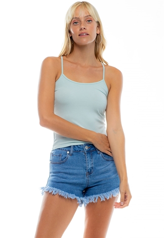 Summer Basic Tank Top