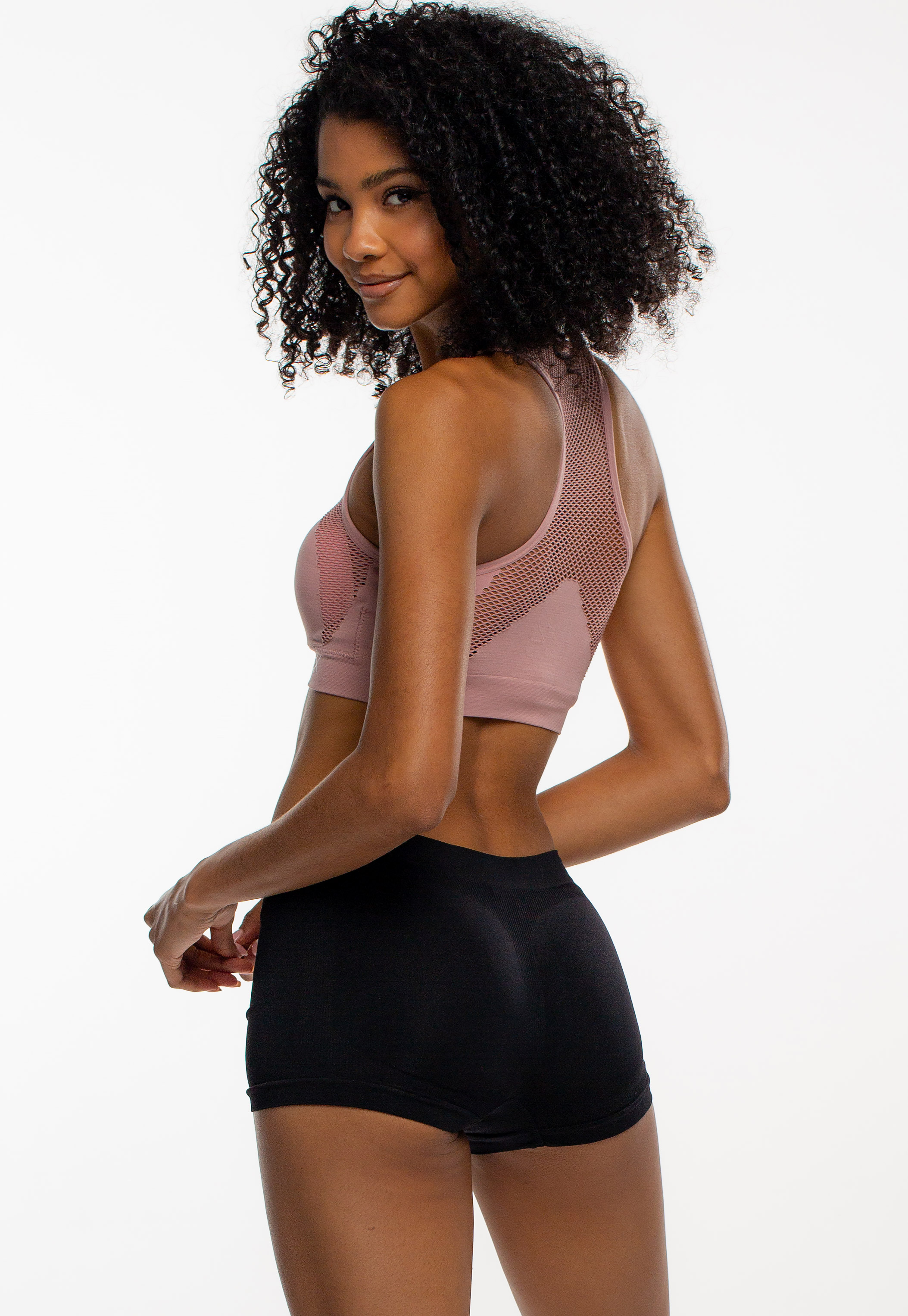 Padded Fitness Sports Bra