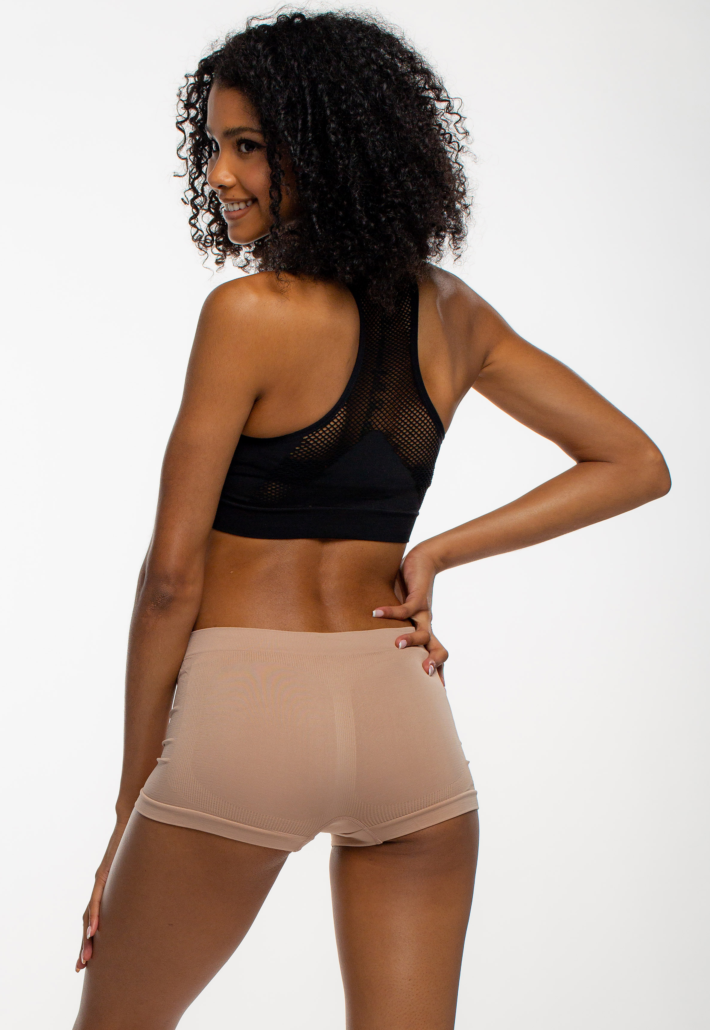 Seamless Intimate Shorts