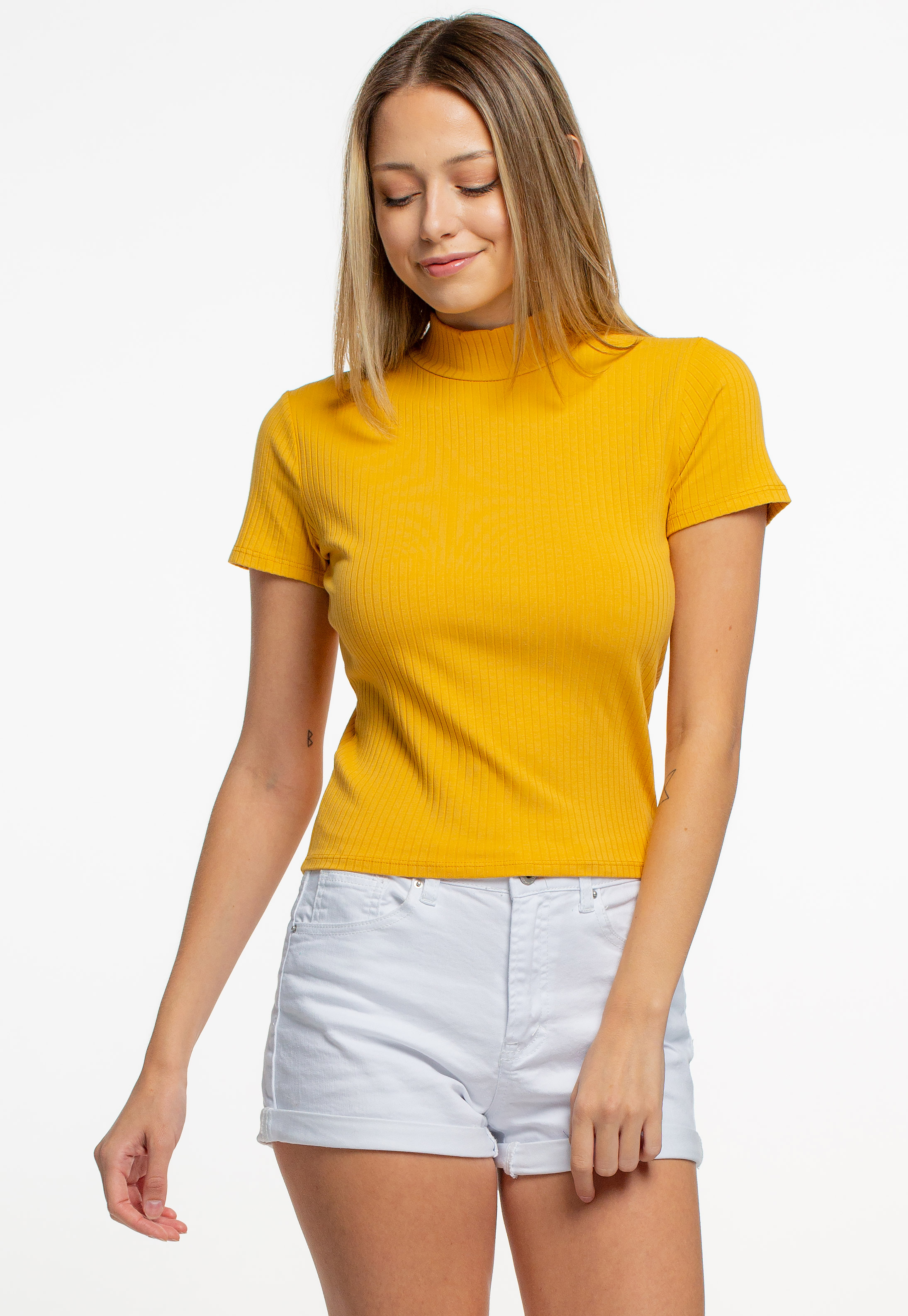 Basic Halter Neck Top