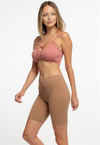 Seamless Active Shorts