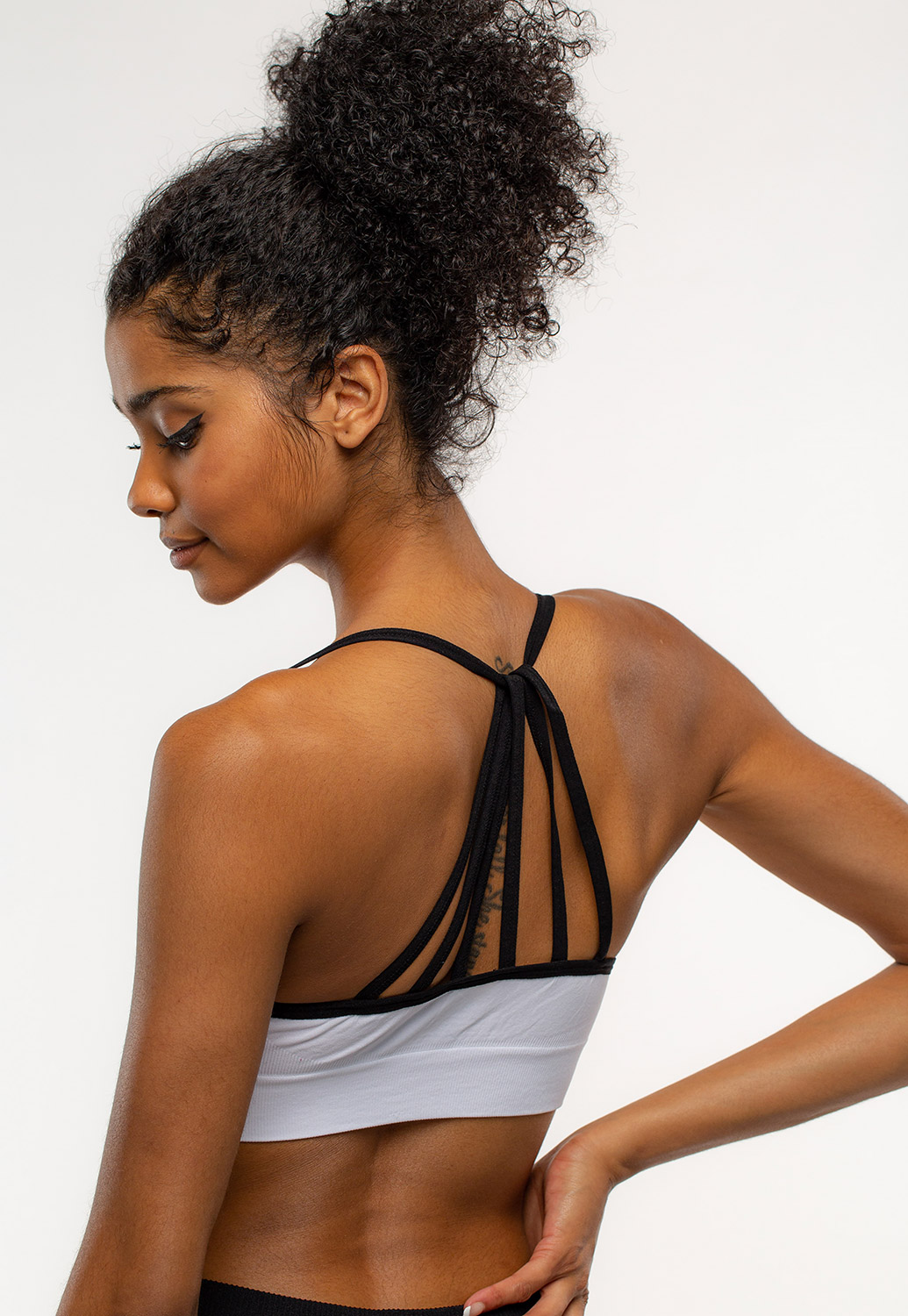 Cross Back Active Bra