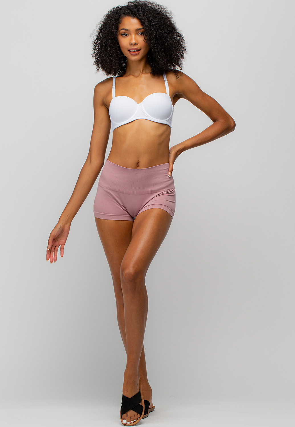 Basic Ribbed Shapewear