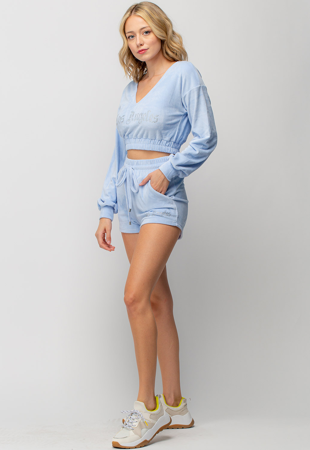 Comfortable Two Pieces Loungewear Set