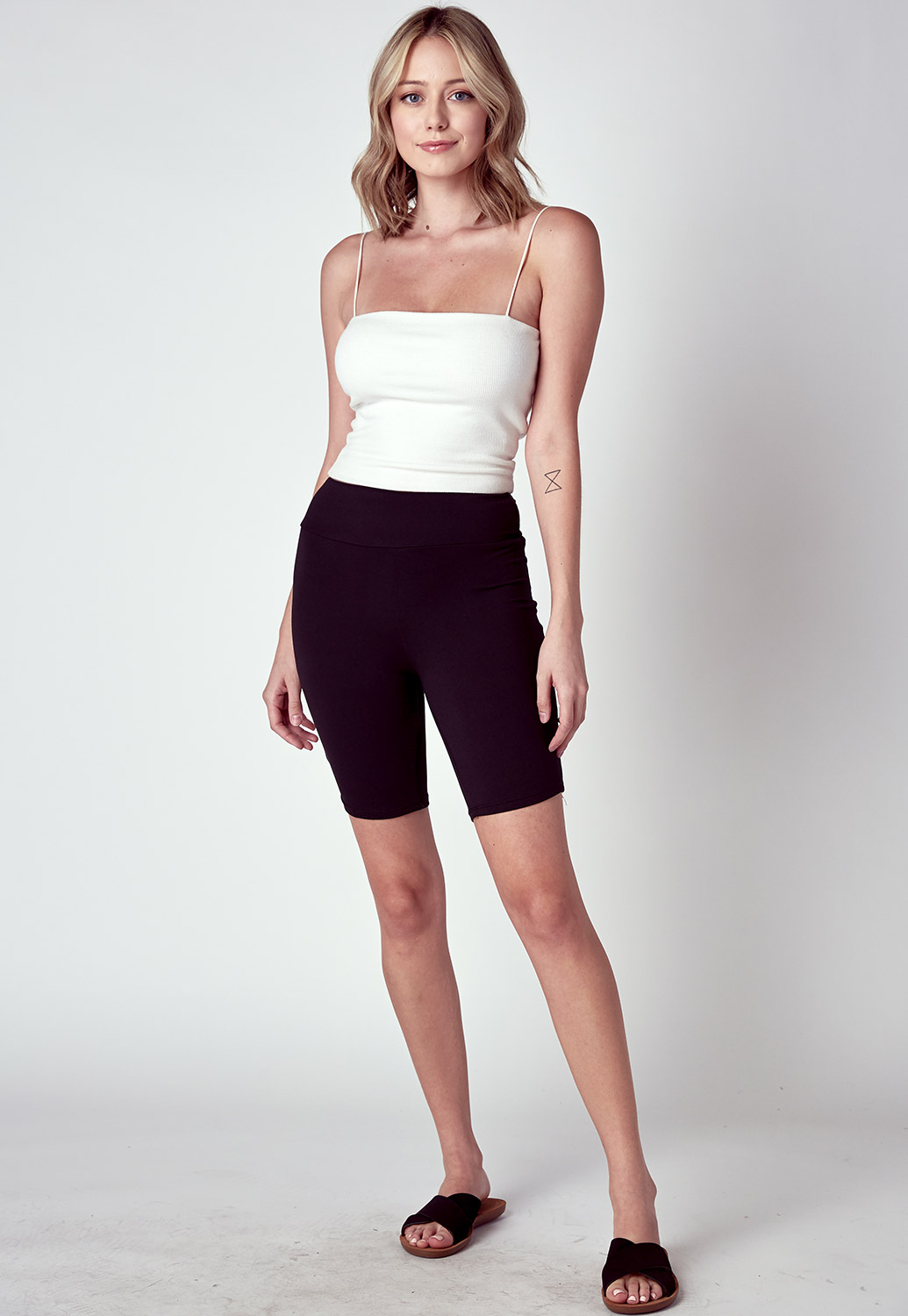 Basic Tummy Control Shapewear Shorts