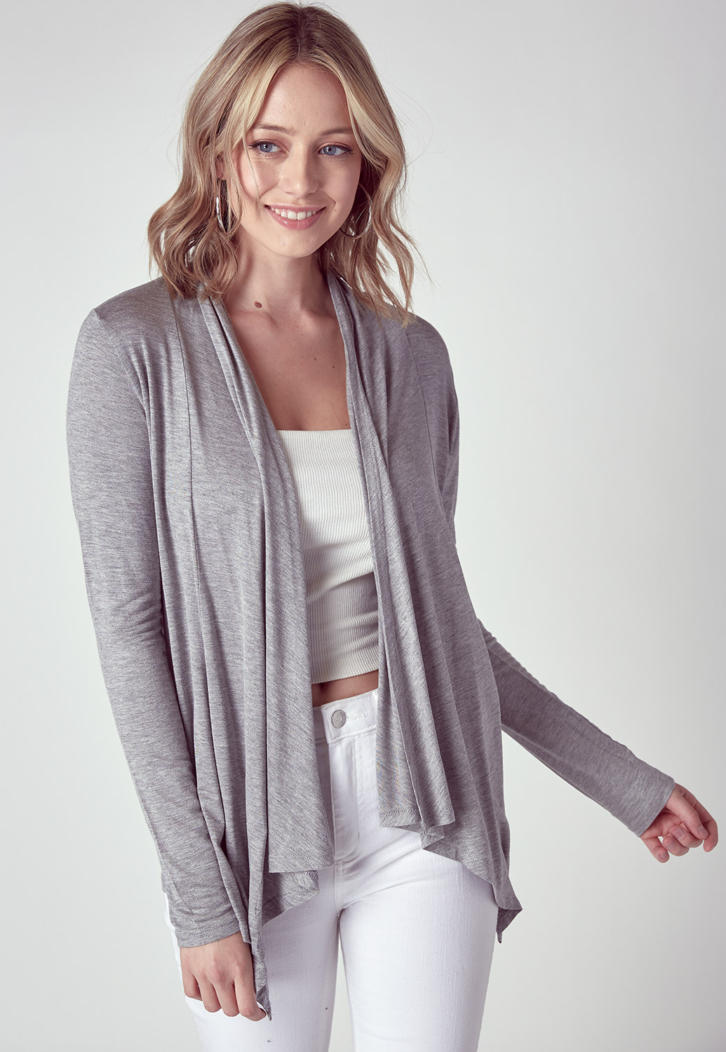Fall Must-Have Open Cardigan
