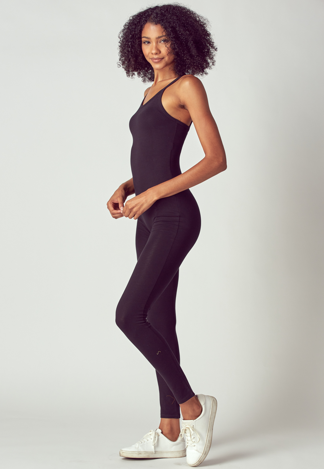 Daily Wearable Activewear Jumpsuit