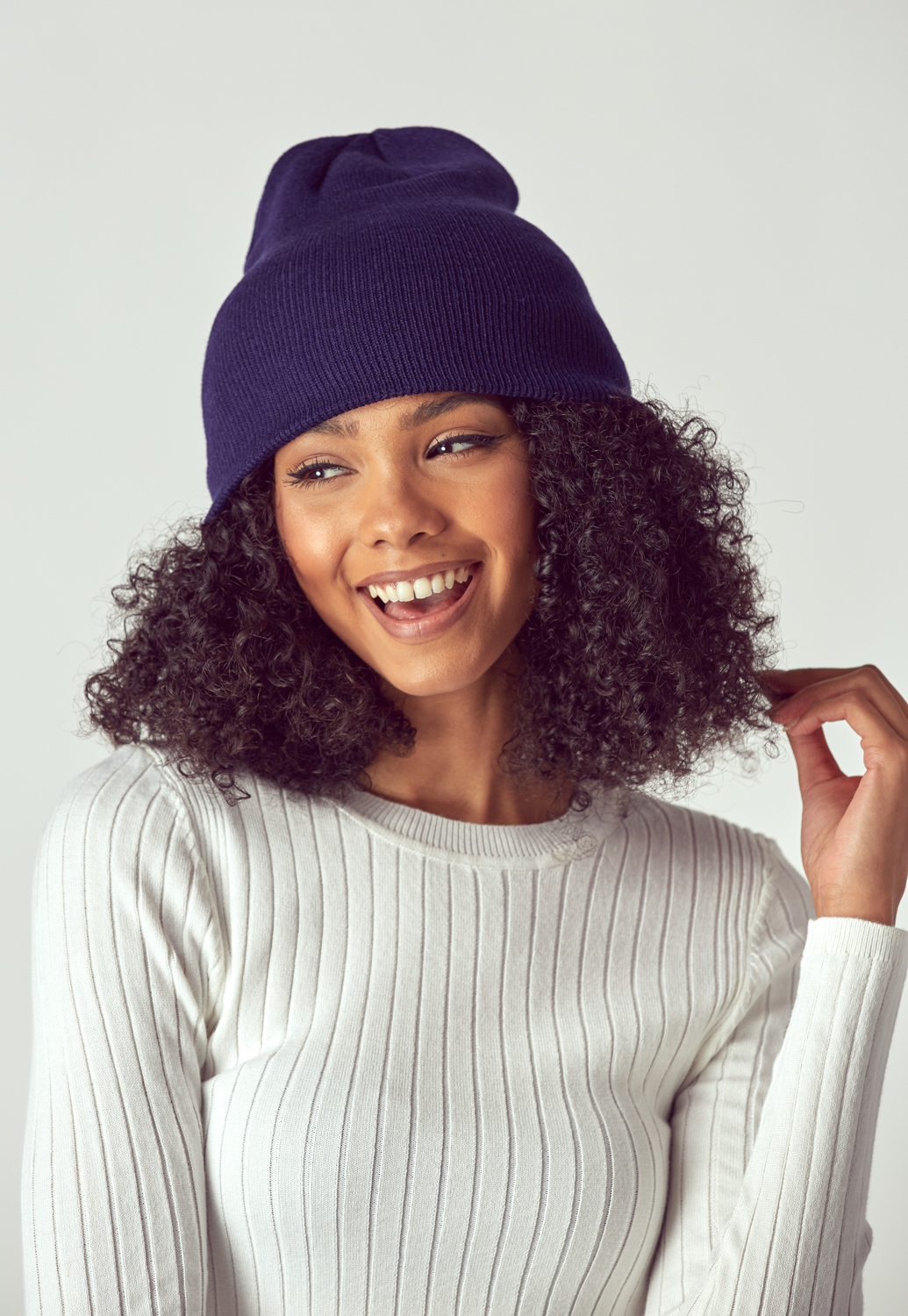 Solid Knit Beanie