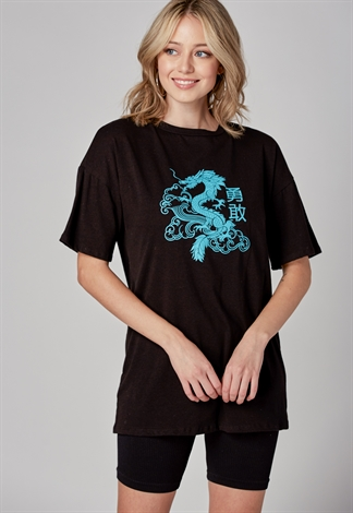 Dragon Graphic Tee