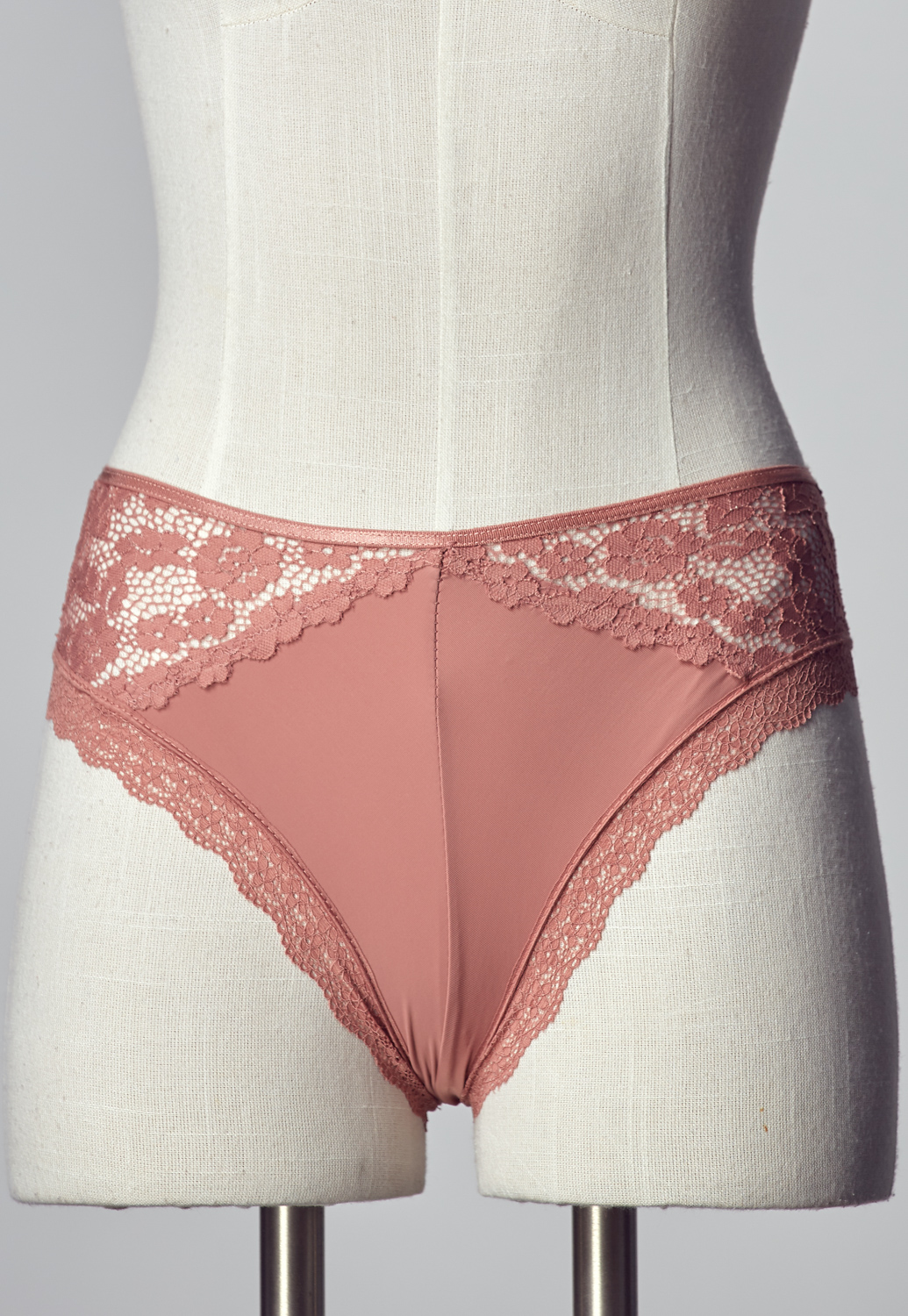 Lace Trim Panties