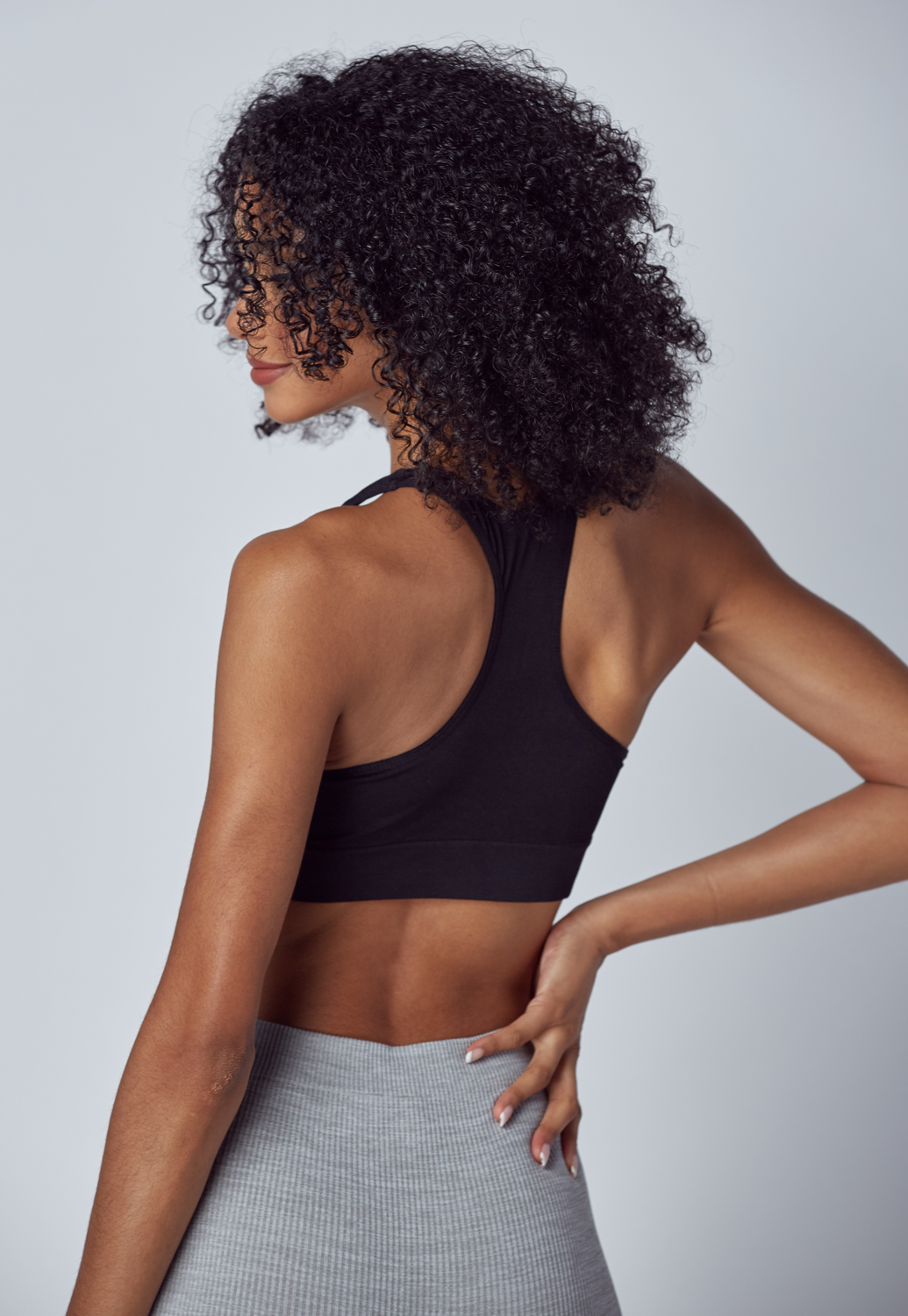 Padded Training Sport Bra