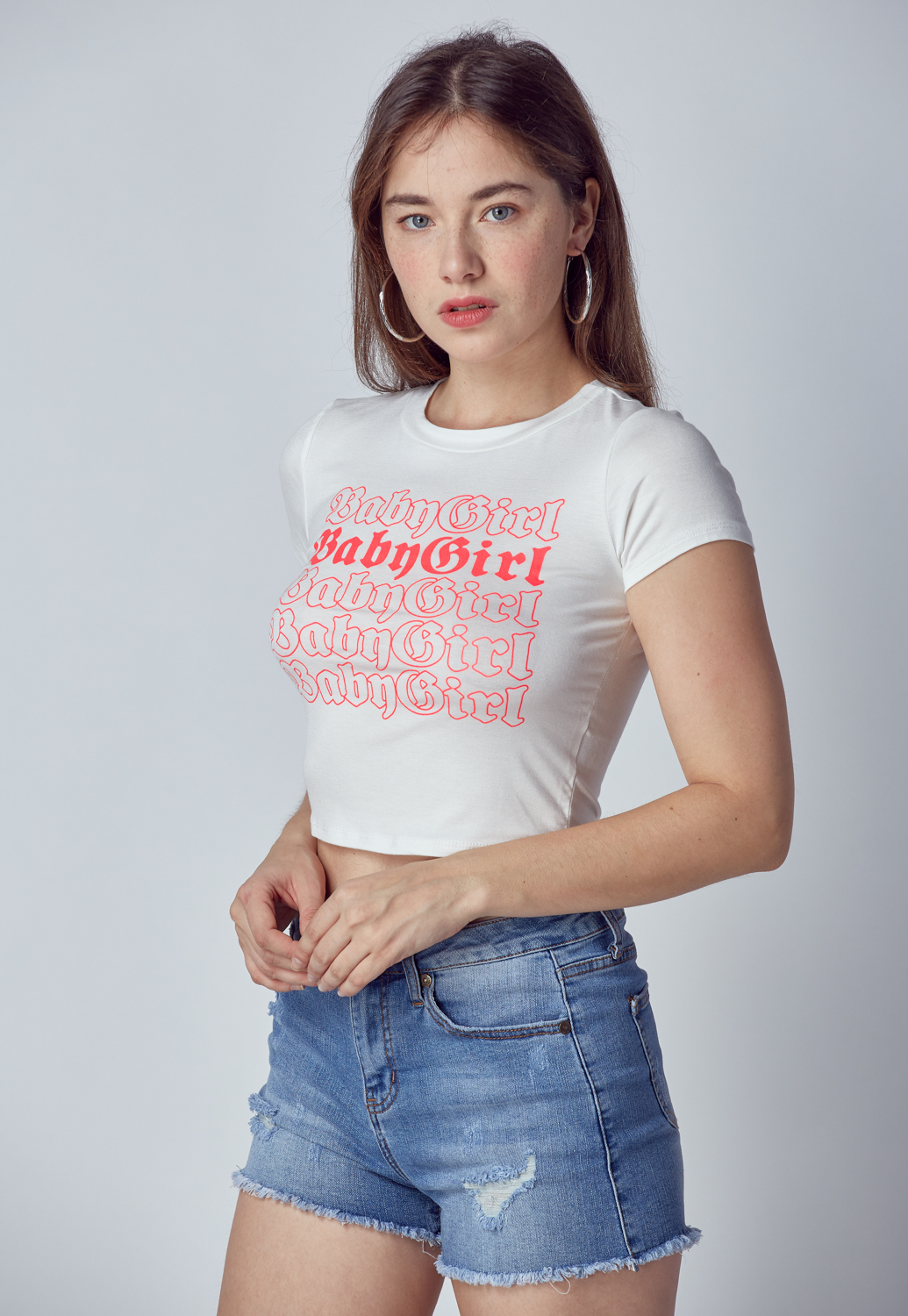 Baby Girl Graphic Top