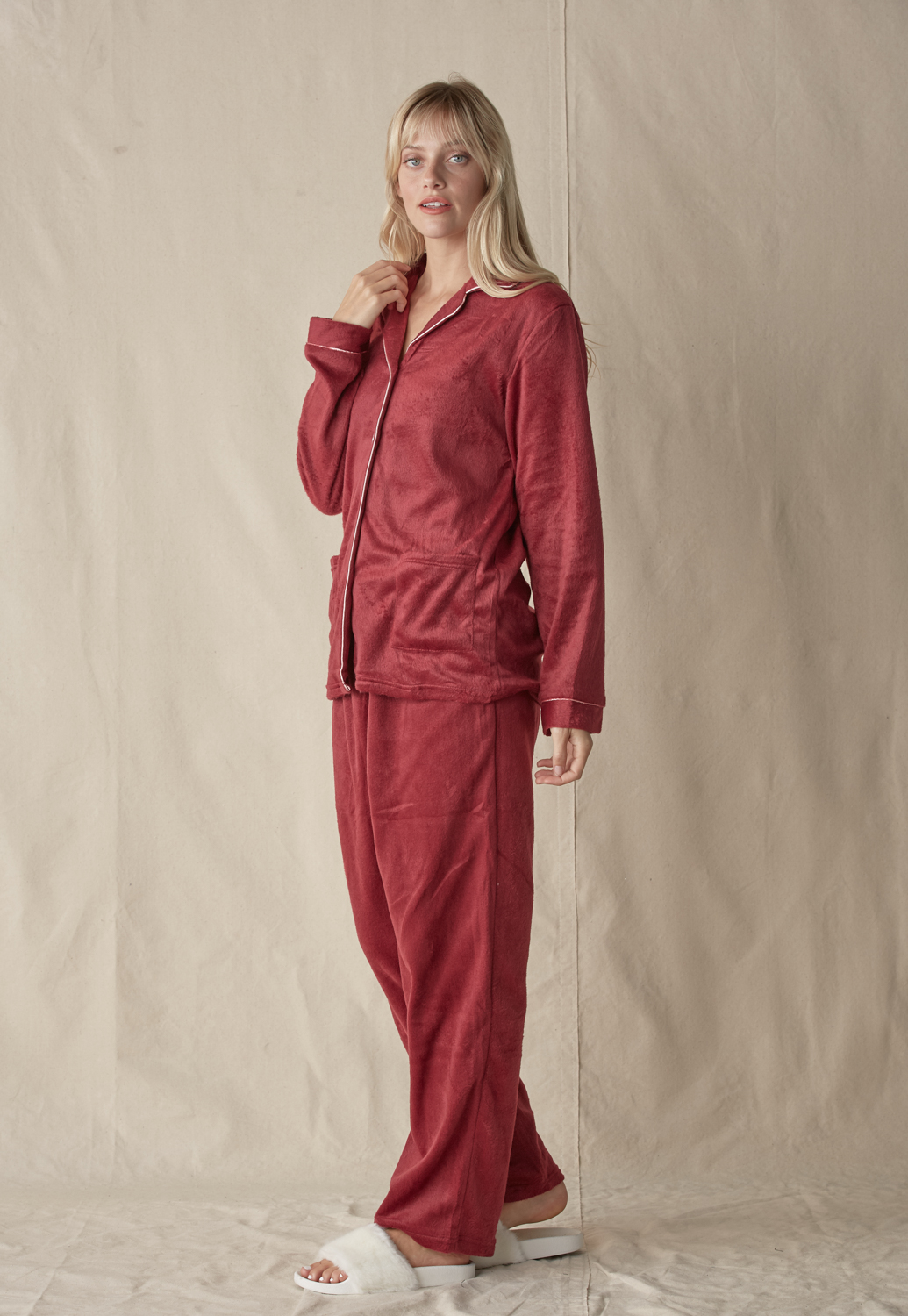 Cozy Pajama Set