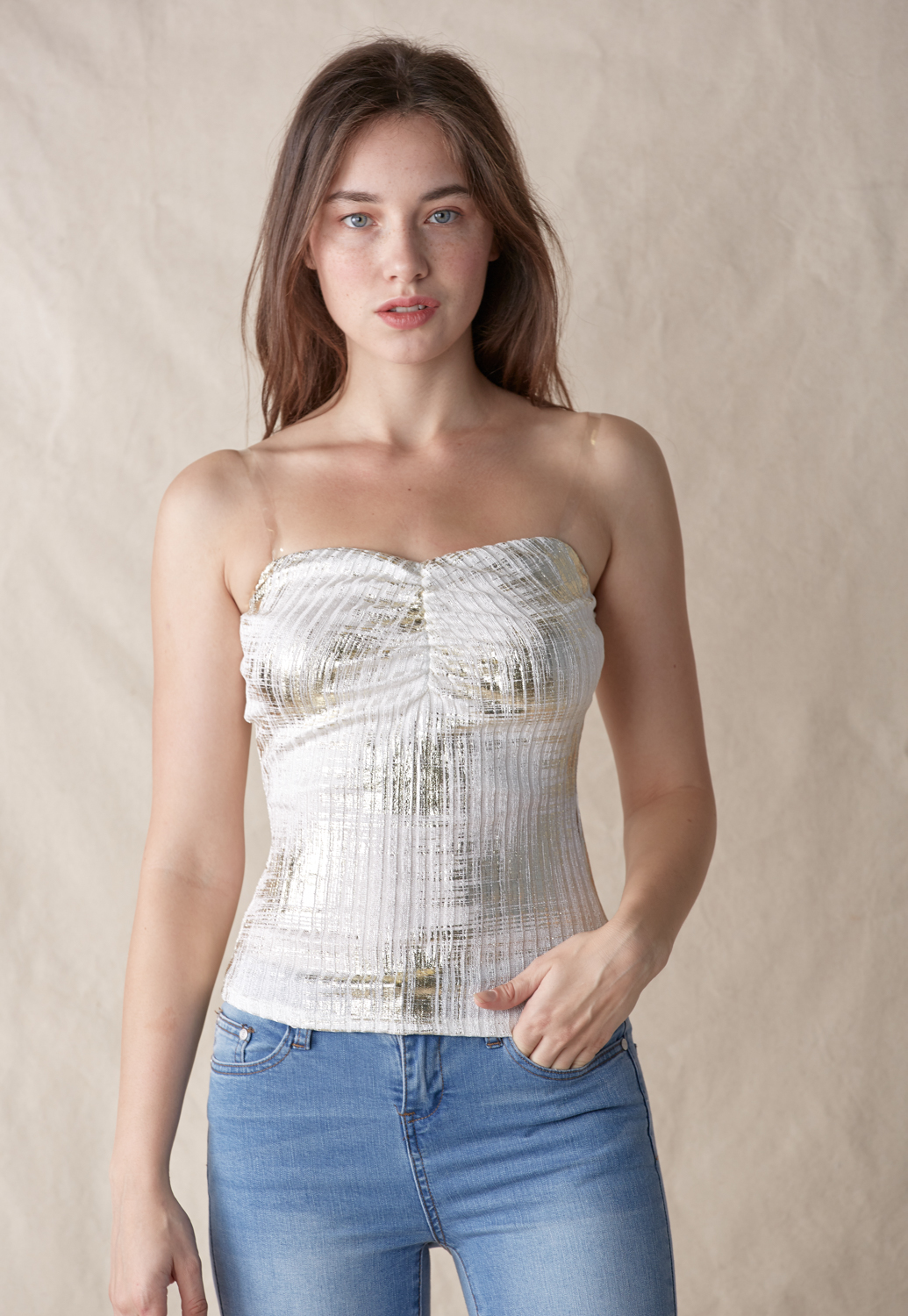 Sparkly Cami Top