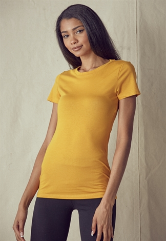 Round Neck Basic Top