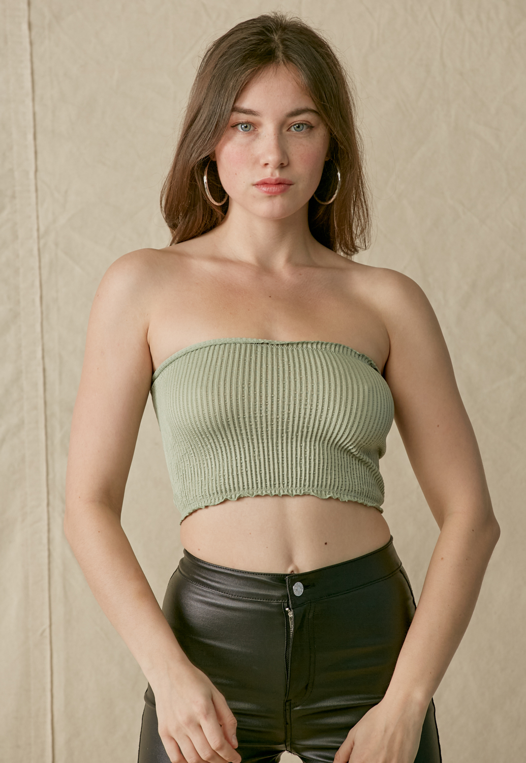 Cropped Tube Top