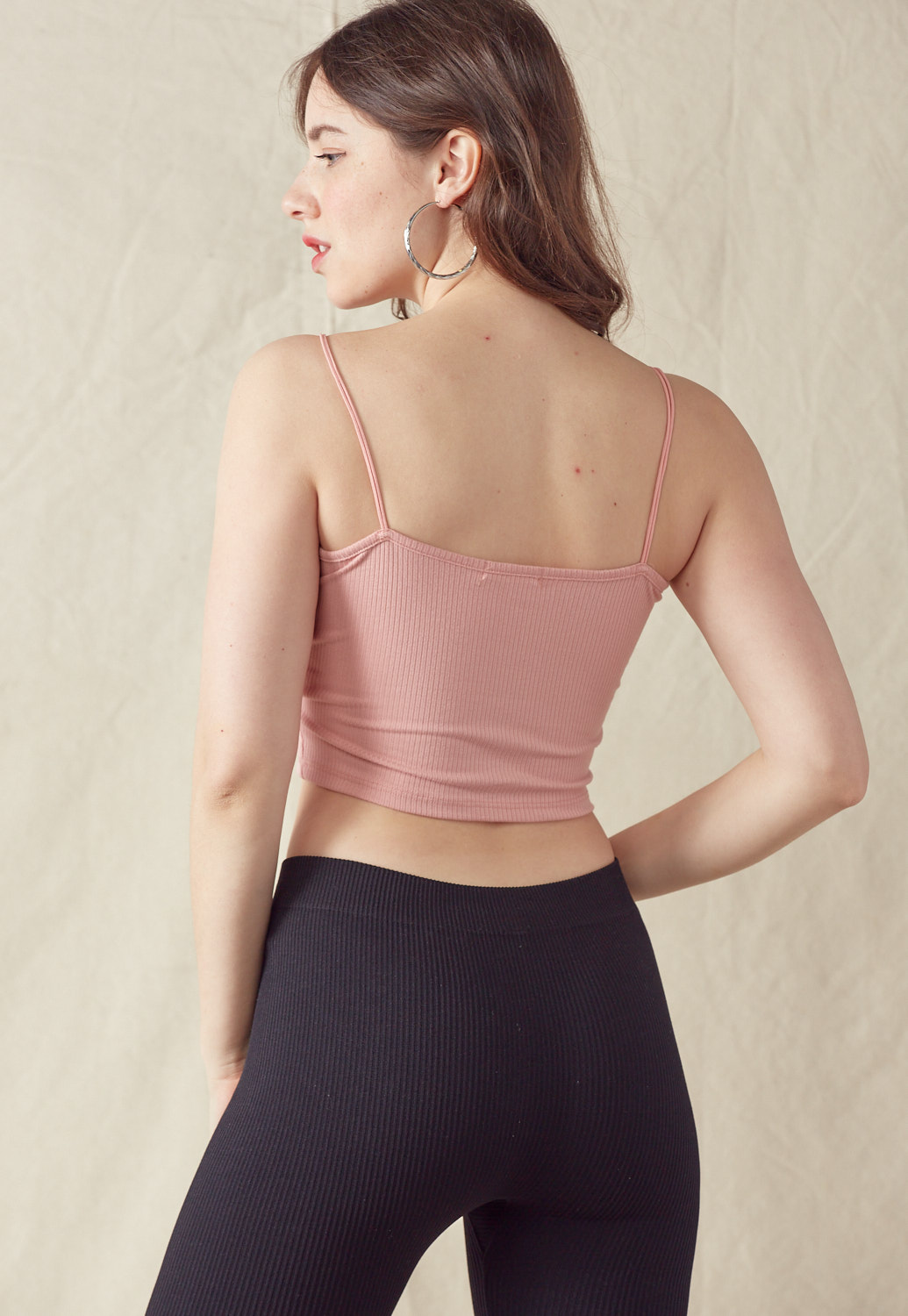 Cami Crop Tank Top