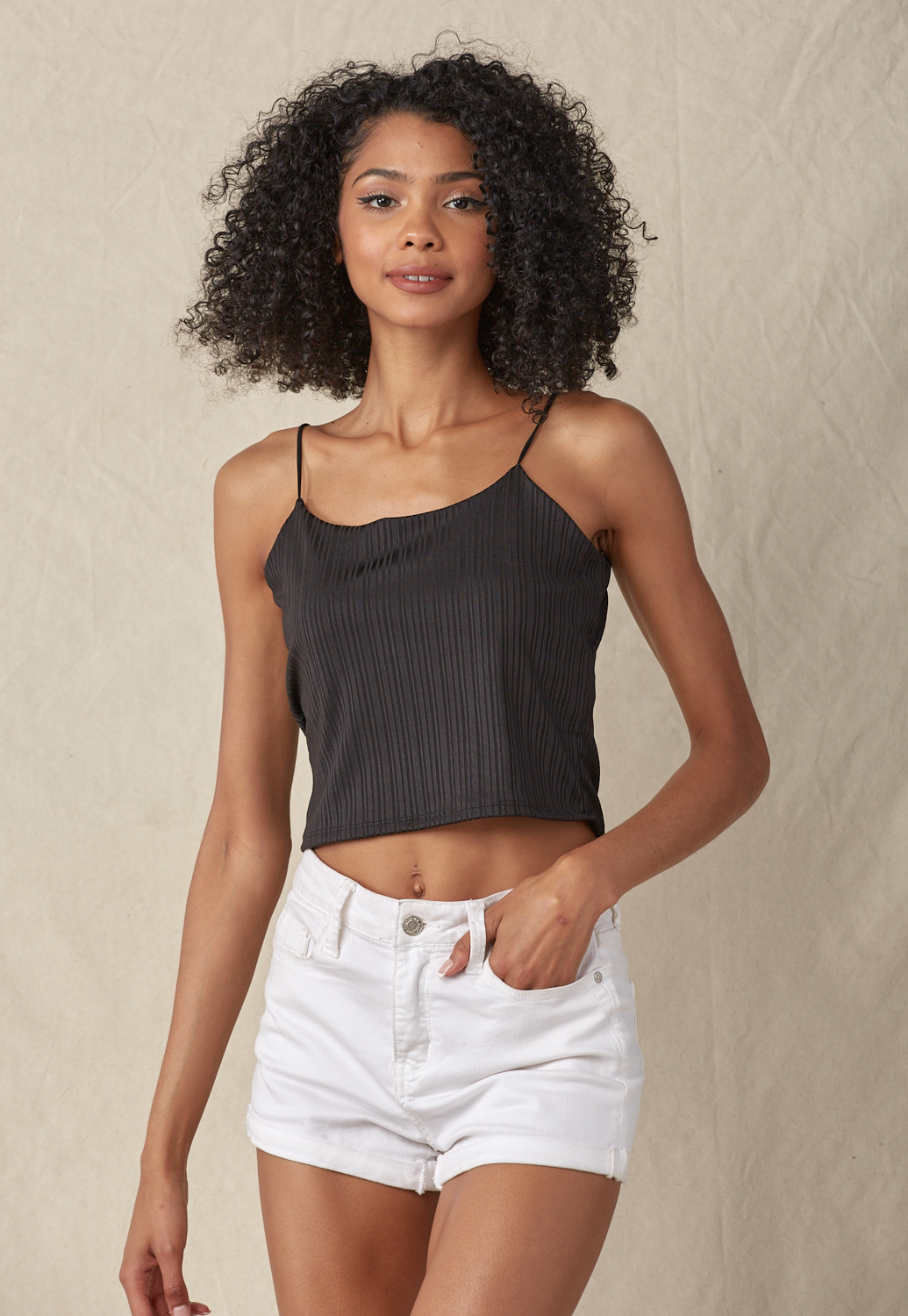Crop Cami Top