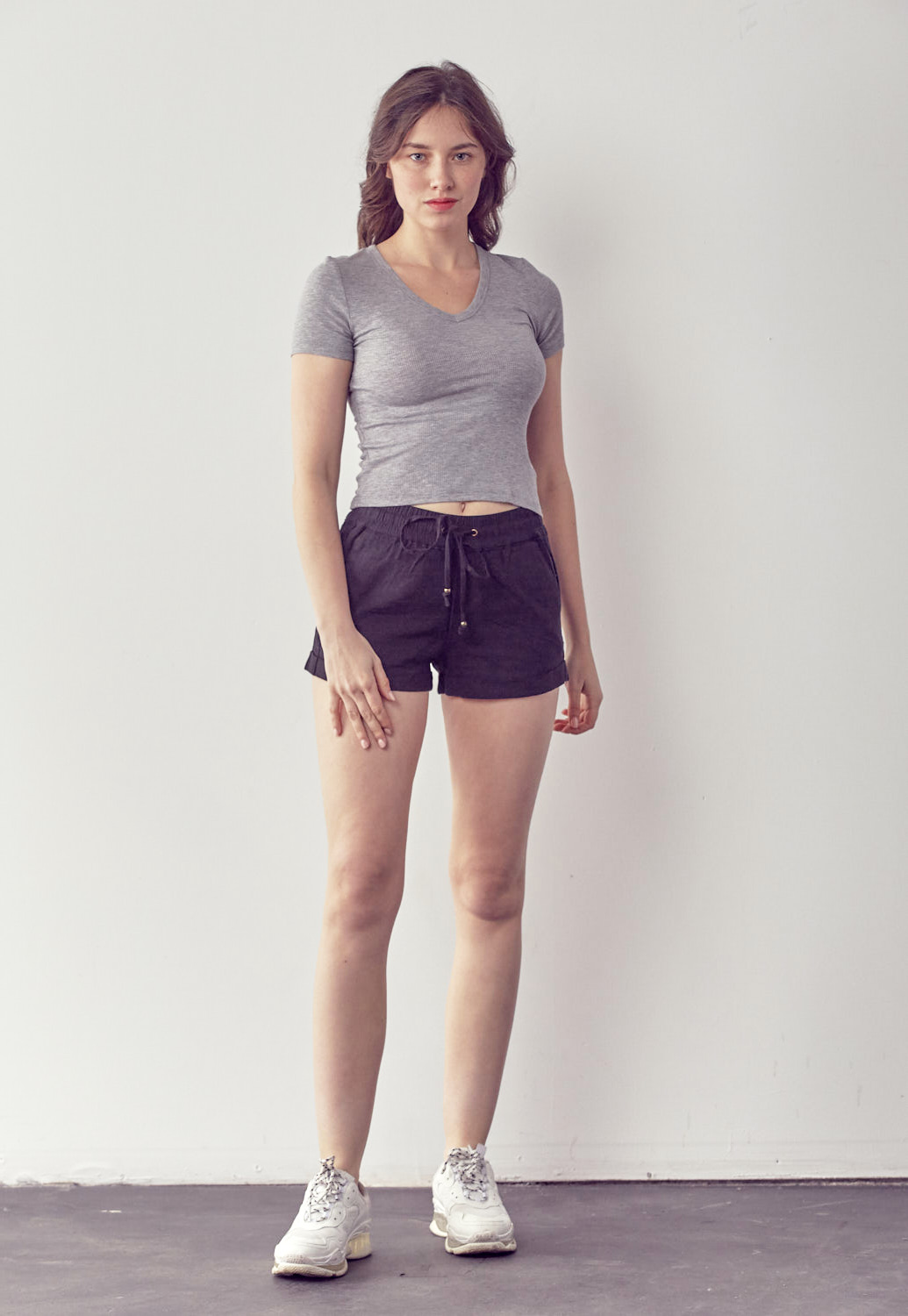 Linen Pocket Shorts
