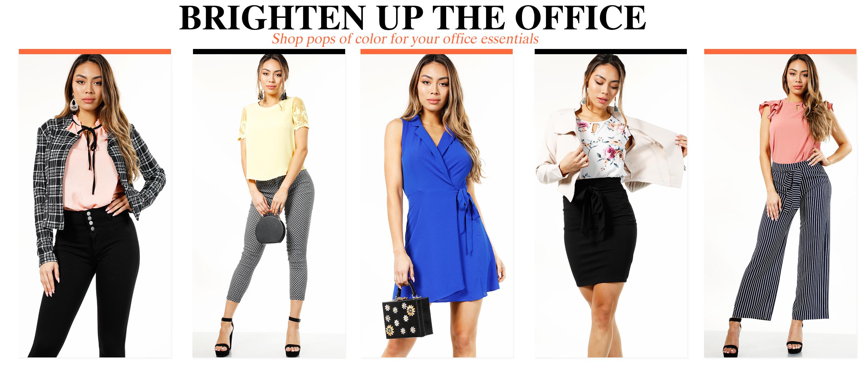 Brighten Up The Office